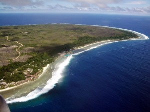 Snap shot of Nauru – Sharko Nauru site